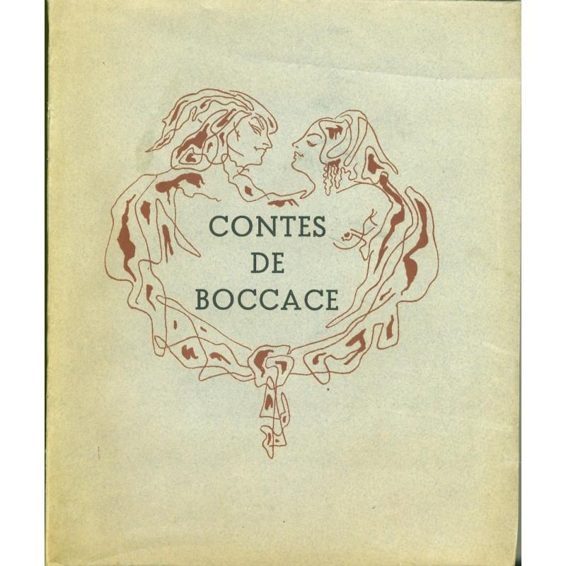 LIVRE : CONTES DE BOCCACE