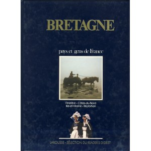 LIVRE - BRETAGNE - PAYS ET GENS DE FRANCE