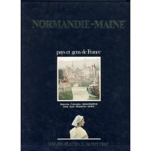 LIVRE - NORMANDIE-MAINE - PAYS ET GENS DE FRANCE