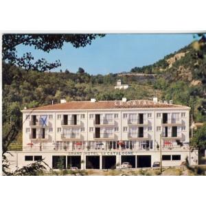 """CP 66 AMELIE LES BAINS - PALALDA - HOTEL """"LE CATALOGNE"""""""