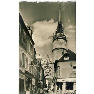 CP89 AUXERRE - LA TOUR DE L'HORLOGE