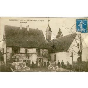 CP88 SCHAERFERTHAL - VALLEE DU BERGER - PELERINAGE