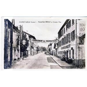 cp42-noiretable-tourist-hotel-et-grande-rue
