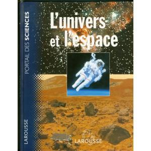 LIVRE - L'UNIVERS ET L'ESPACE