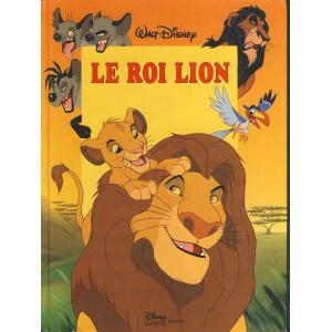 LIVRE - LE ROI LION DE WALT DISNEY