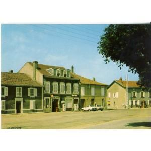 CP57 VIGY - PLACE DE L'EGLISE