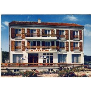 CP63 SAINT HIPPOLYTE - HOTEL LE CANTALOU