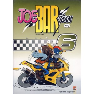 BANDE DESSINEE - JOE BAR TEAM 6