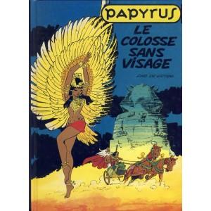 BANDE DESSINEE - PAPYRUS - LE COLOSSE SANS VISAGE