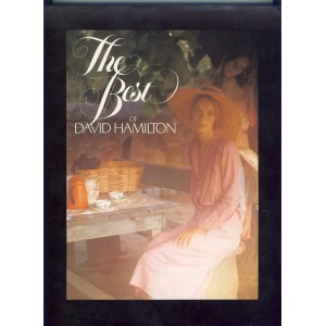 LIVRE PHOTOGRAPHIES  - THE BEST OF DAVID HAMILTON