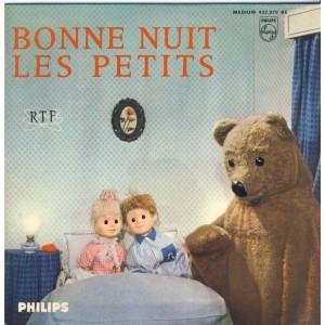 DISQUE 45 TOURS 17 cm BIEM - BONNE NUIT LES PETITS