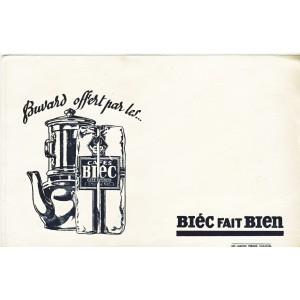 BUVARD CAFES BIEC - BIEC FAIT BIEN
