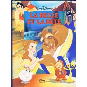 LIVRE : LA BELLE ET LA BETE - WALT DISNEY