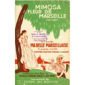 MIMOSA FLEUR DE MARSEILLE - FOX-TROT