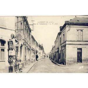 CP49 - LONGUE - RUE DE L'AUMONERIE