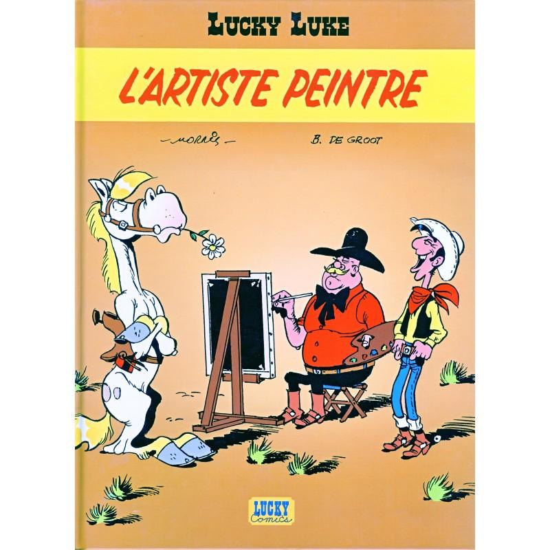 lucky-luke-40-l-artiste-peintre