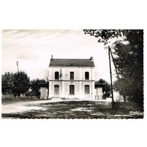CP38 MARCILLOLES - LA GARE