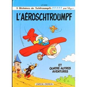 5-histoires-de-schtroumpfs-l-aeroschtroumpf