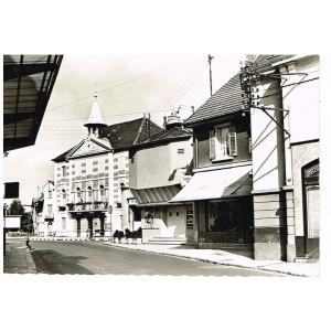 CP25 - AUDINCOURT - RUE DE L'HOTEL DE VILLE