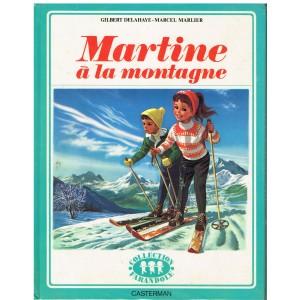LIVRE : MARTINE A LA MONTAGNE