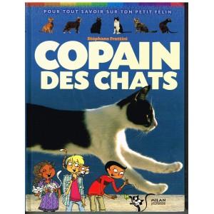 LIVRE - COPAIN DES CHATS DE STEPHANE FRATTINI