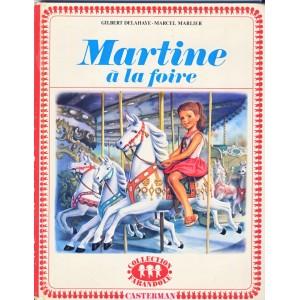 LIVRE : MARTINE A LA FOIRE