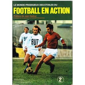 ALBUM DE FOOT  - LES ETOILES DU FOOTBALL EN ACTION : 1972