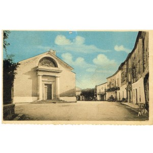 CP30 AIGUES-VIVES - LE TEMPLE.