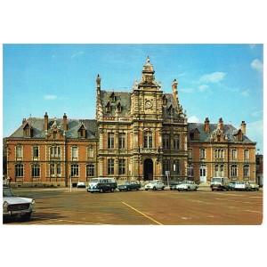 CP62 ARQUES - L'HOTEL DE VILLE