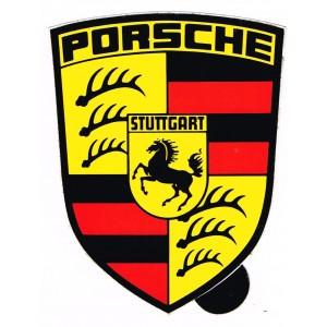 AUTOCOLLANT PORSCHE STUTTGART