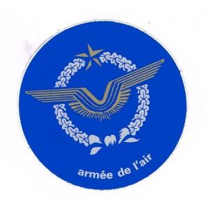 AUTOCOLLANT ARMEE DE L'AIR - BREVET DE PILOTE
