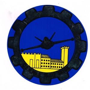 AUTOCOLLANT ARMEE DE L'AIR - G.E.R.Ma.S 15.312 SALON