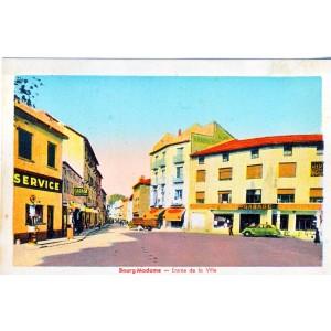 cp66-bourg-madame-entree-de-la-ville