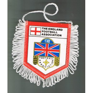 FANION ANGLETERRE - THE ENGLAND FOOTBALL ASSOCIATION