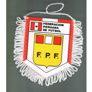 FANION FEDERATION PEROU