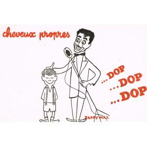 BUVARD DOP CHEVEUX PROPRES - ZAPPY MAX