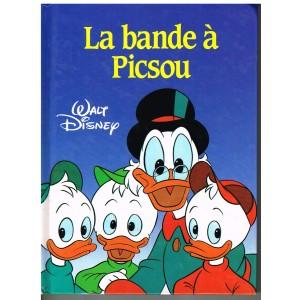 LIVRE : LA BANDE A PICSOU - WALT DISNEY