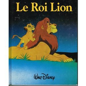 LIVRE - LE ROI LION - WALT DISNEY