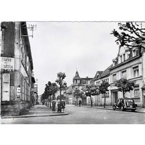 cp67-bischwiller-rue-georges-clemenceau