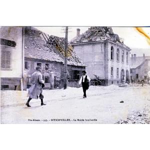 cp67-bitschwiller-la-mairie-bombardee