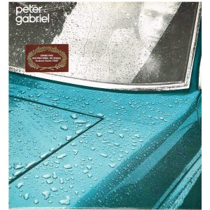 DISQUE 33 TOURS  - PETER GABRIEL - THE FAMOUS CHARISMA LABEL