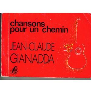 LIVRE SCOUTISME - CHANSONS POUR UN CHEMIN