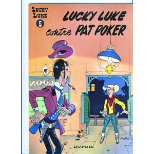 BANDE DESSINEE : LUCKY LUKE 5 - LUCKY LUKE CONTRE PAT POKER