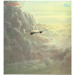DISQUE 33 TOURS - MIKE OLDFIELD - FIVE MILES OUT