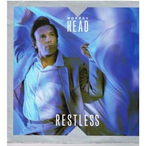 DISQUE 33 TOURS - MURRAY HEAD - RESTLESS