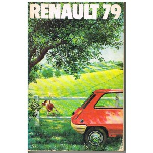 LIVRE -RENAULT 79.