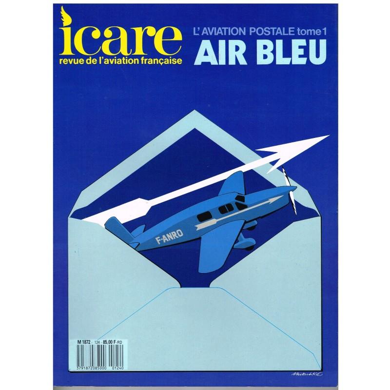 REVUE D'AVIATION - ICARE N° 124 - 1988/1