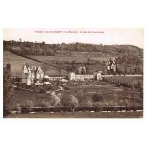 Carte Postale de HAUTE MARNE - 52 - NOGENT EN BASSIGNY - VALLEE DES COURCELLES
