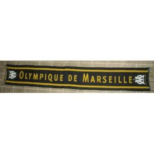 ECHARPE  OLYMPIQUE DE MARSEILLE - DROIT AU BUT