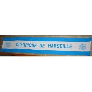 ECHARPE  OLYMPIQUE DE MARSEILLE.